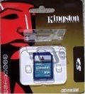 kingston SDカード(2G)