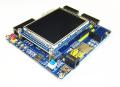 "ARM Cortex-M3/STM32F103カメラ評価キット(2.8""TFT液晶タッチパネル付き)"