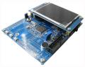 "ARM Cortex-M4/STM32F373開発キット(2.8""TFT液晶付き)"