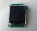 1.44インチ小型TFT液晶モジュール(Mini-STM32ボードと直結可)