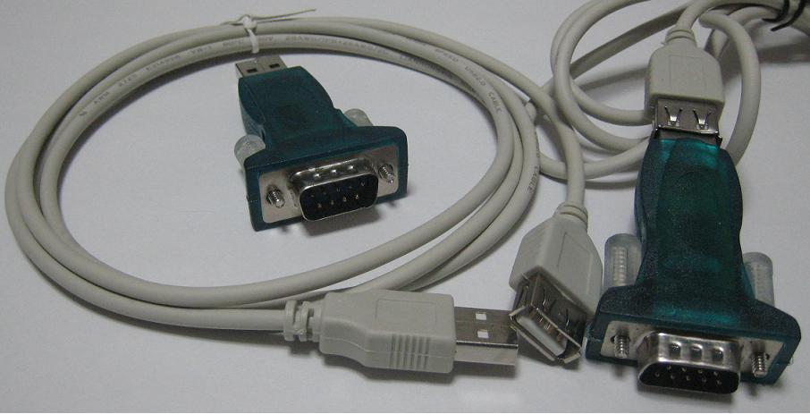 USB RS232変換ケーブル(Dサブオス)