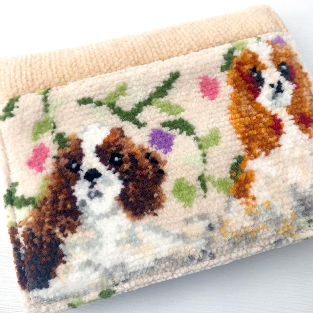 犬猫 ティッシュケース