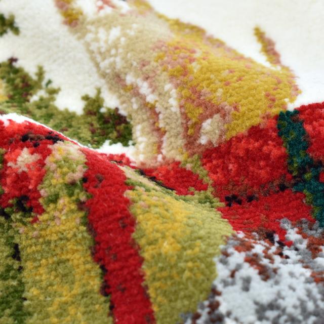 クリスマスキャット クリスマス ミニハンカチ