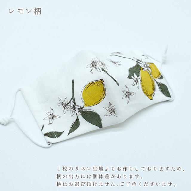 フルーツ柄 マスク