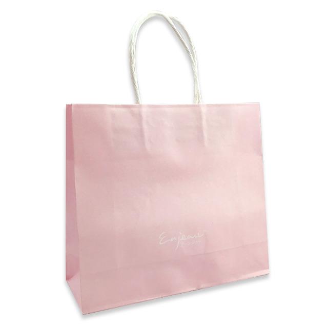 アーンジョー<Enjeau>ギフト用お手提げ袋 紙袋