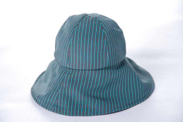 着物リメイク 帽子