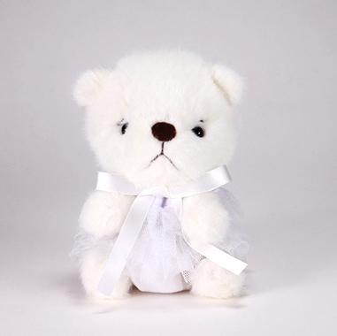 pom pom Bear しろくま チュチュ ホワイト