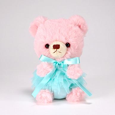 pom pom Bear メロディ ピンク チュチュ グリーン