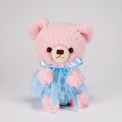 pom pom Bear メロディ ピンク チュチュ ブルー