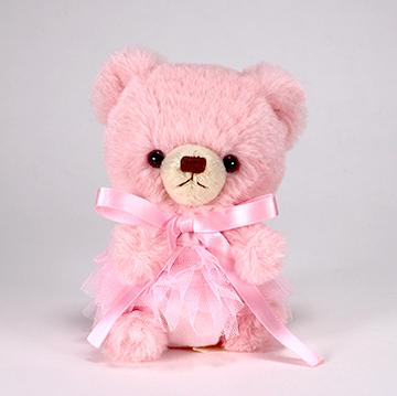 pom pom Bear メロディ ピンク チュチュ ピンク