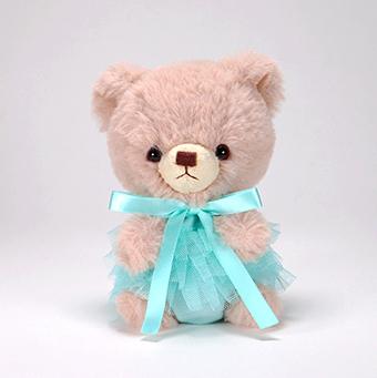 pom pom Bear メロディ ブラウン チュチュ グリーン