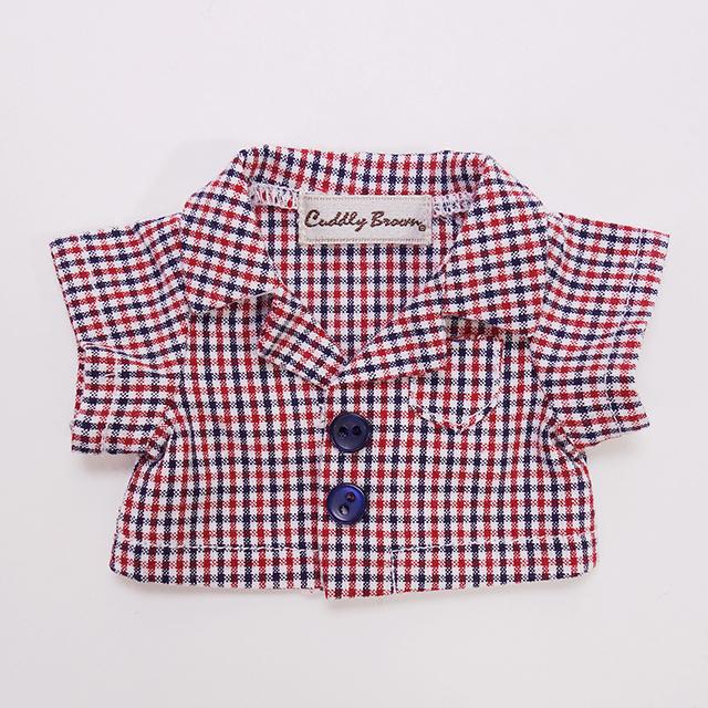 カドリードレスチェックシャツ