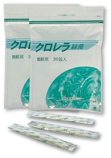 クロレラ顆粒60包