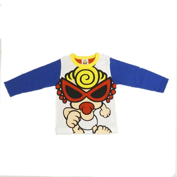 【2019春夏  HYSTERIC MINI】ヒステリックミニ ロングスリーブTシャツ(80cm)