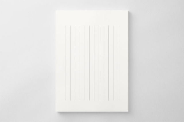 PAPER C012 便箋(縦書き用)