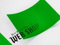 【カッティングシート透明色】422Cグリーン/A4サイズ(210mm×297mm)【ゆうパケット可】