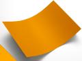 【カッティングシート 蛍光】 922Kオレンジ/A4サイズ【ゆうパケット可】
