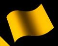 【反射シート CSライト】CL-163黄 /A4サイズ(210mm×297mm)【ゆうパケット可】