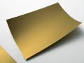 【カッティングシート ヘアライン】金艶/A4サイズ(210mm×297mm)【ゆうパケット可】
