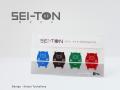 【第18回CSデザイン賞学生部門入賞作品】SEITON(セイトン)【ゆうパケット可】