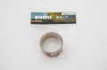 【マテリオ】赤銀箔シートRLS-001/25mm幅×1mテープ
