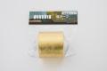 【マテリオ】純金箔シートGLS-001/50mm幅×1mテープ