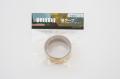 【マテリオ】真鍮舞箔シートBMS-004/25mm幅×1mテープ