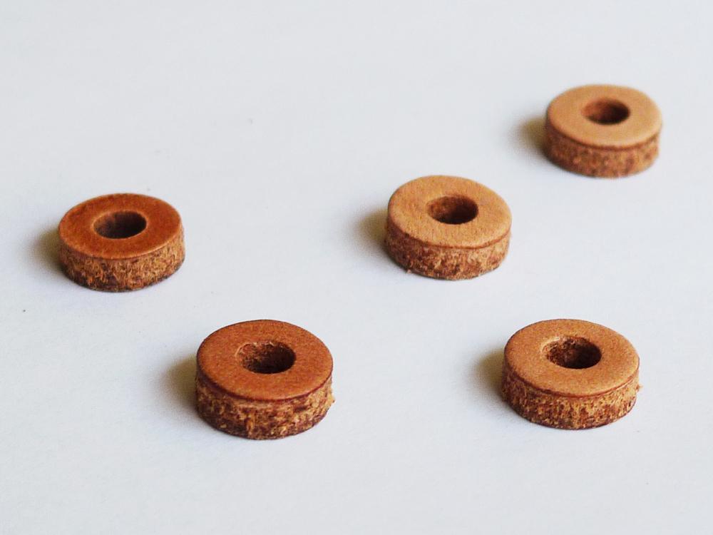 グランボア 革製ワッシャー