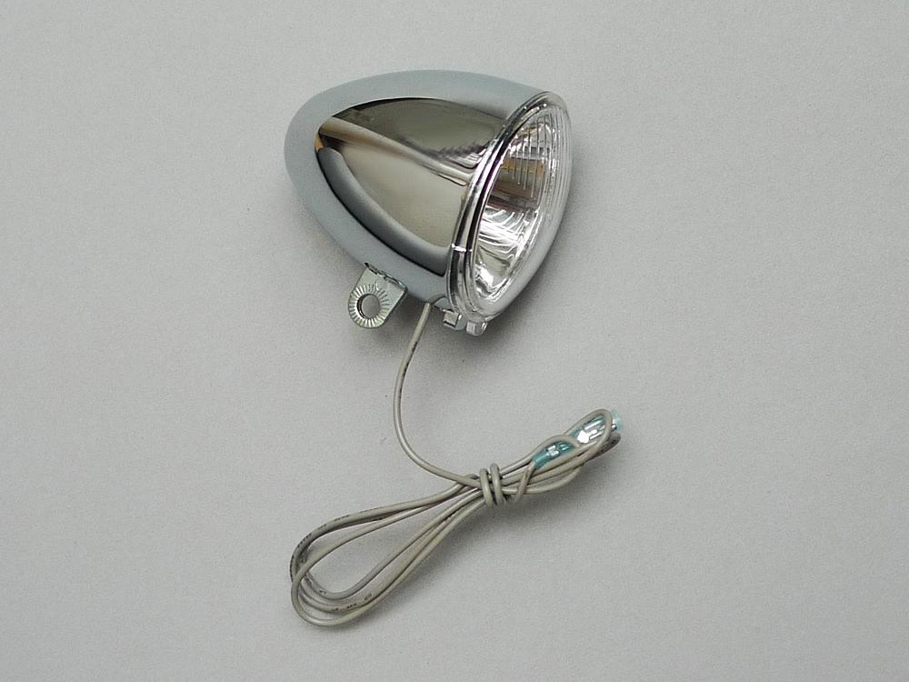 サンヨー砲弾型LEDヘッドライト
