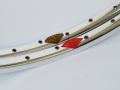グランボア リム パピヨン 700C シングルアイレット