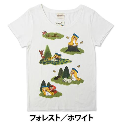 アマールカ Tシャツ