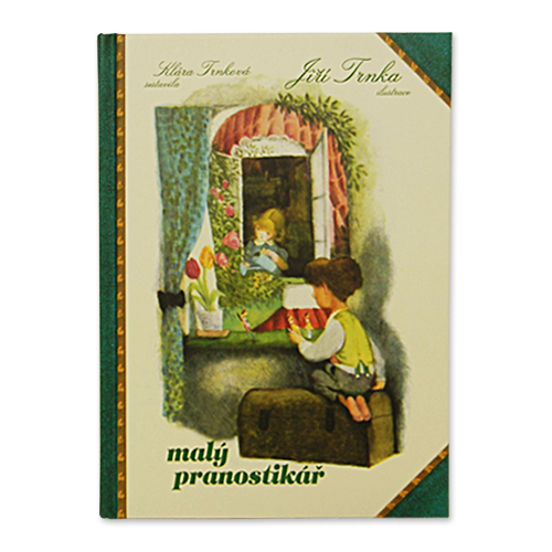 トルンカのチェコ語絵本 maly pranostikar