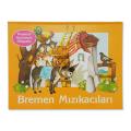 チェコの絶版 ポップアップ絵本「ブレーメンの音楽隊」