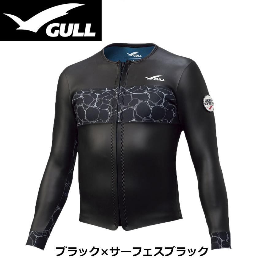 GULL(ガル)2mmSKINタッパー メンズ GW-6639