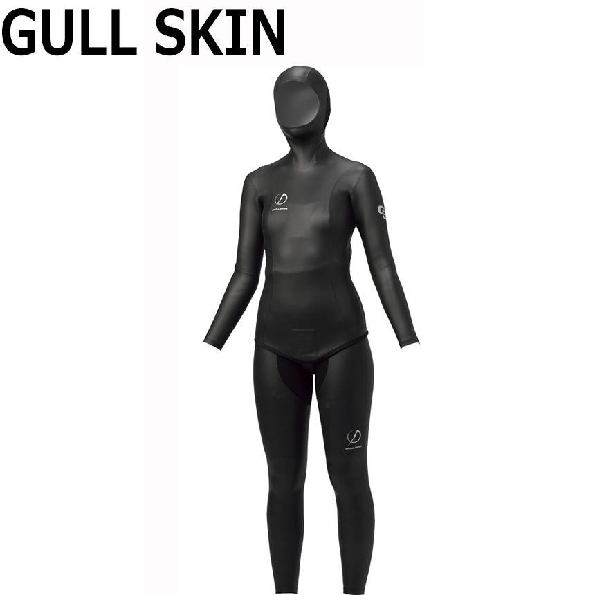 GULL(ガル)アプネア タッパー&ロングパンツ ウィメンズGW-6644