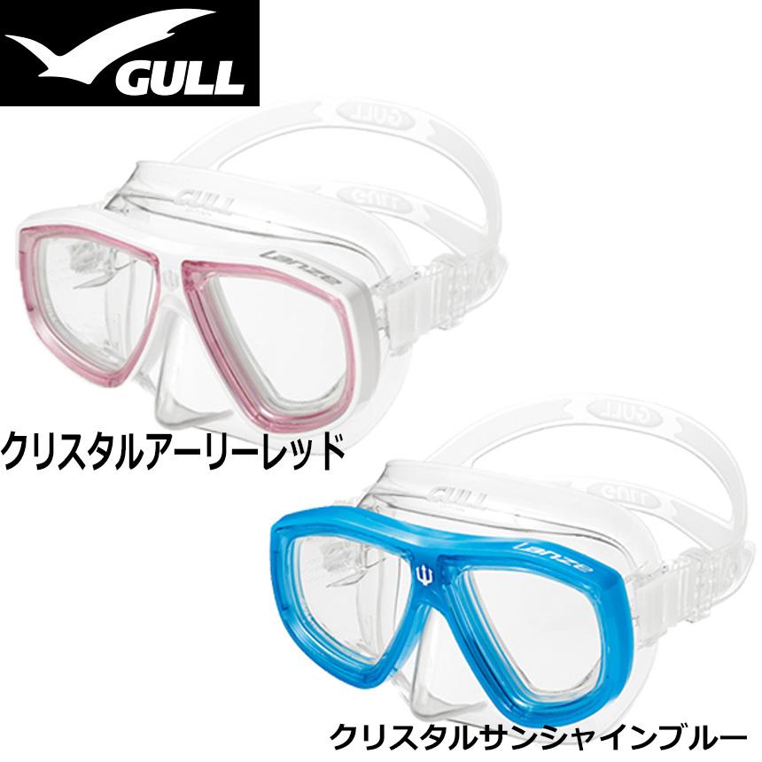 GULL(ガル)マスク LANZEランツェ【2019年カラー】