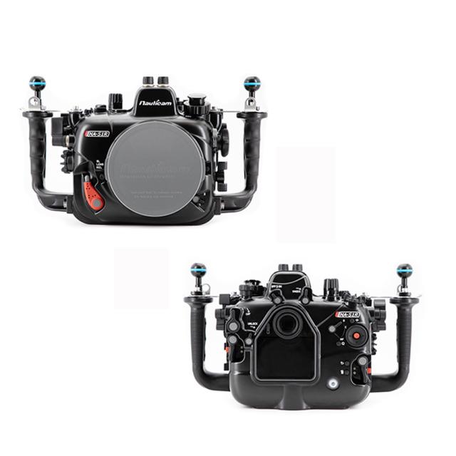 ミラーレス一眼レフカメラ防水ケースNauticam(ノーティカム)S1Rハウジング