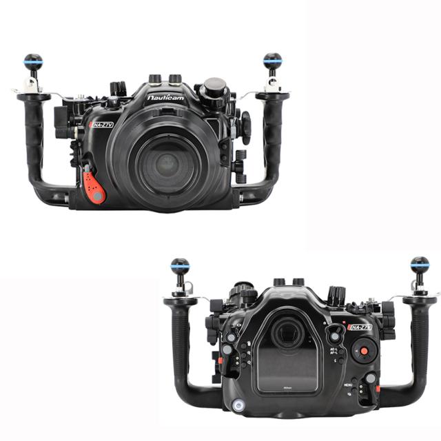 ミラーレス一眼レフカメラ防水ケースNauticam(ノーティカム)Nikon Z7/Z6 対応ハウジングNA Z7V