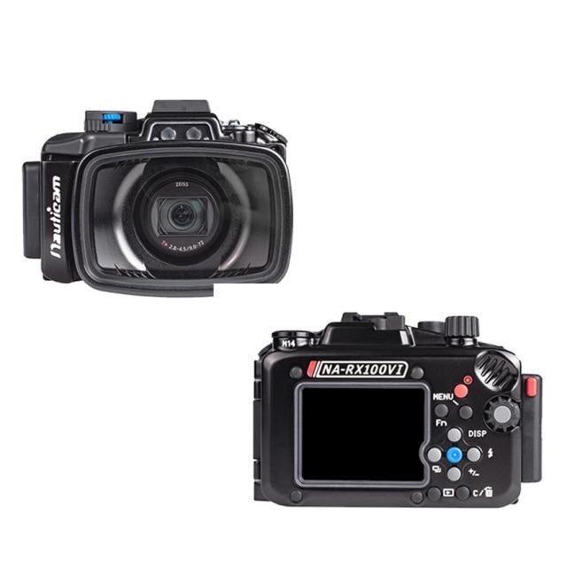 デジタル一眼レフカメラ防水ケース(SONY DSC-RX100M6専用)Nauticam(ノーティカム)RX100VI