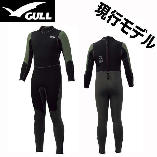 GULL(ガル)5mmウェットスーツ メンズGW-6632