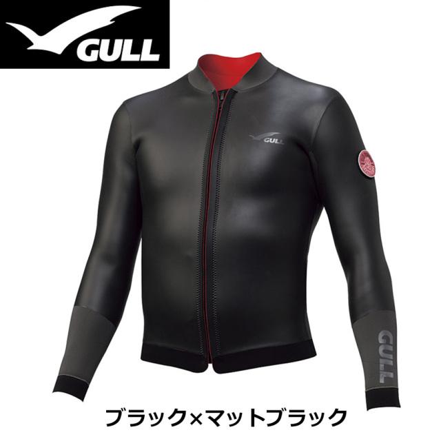 GULL(ガル)3mm SKINタッパー メンズGW-6634