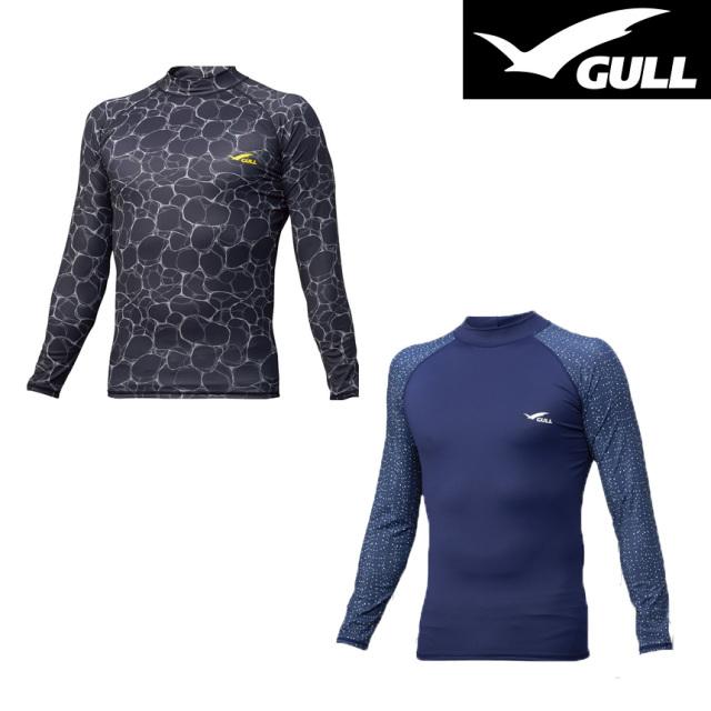 GULL(ガル)ラッシュガードロング メンズGW-6653