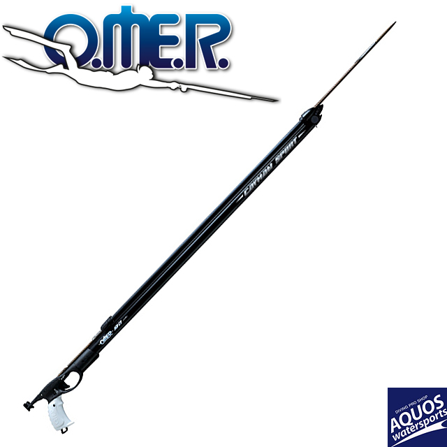 スピアガン OMER(オマー)ケイマンスポーツ 60(水中銃)