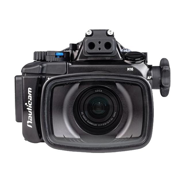 LX100Ⅱ(Panasonic LUMIX DMC-LX100M2用)用ハウジング Nauticamノーティカム