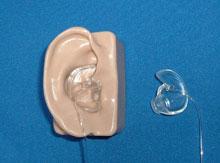 ダイバー用耳栓Doc's pro plug