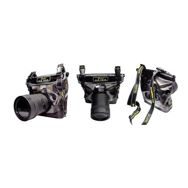 デジタル一眼レフカメラ防水ケースDiCAPac α(ディカパック アルファ)WP-S10