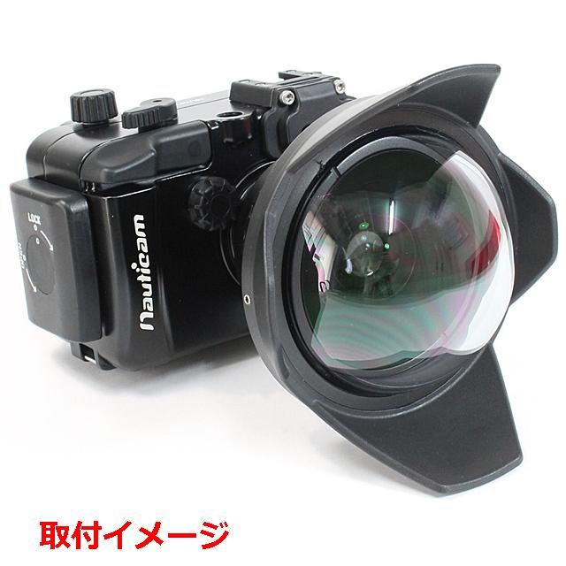 Fisheye(フィッシュアイ)FIX UWL-28M52R フィッシュアイコンバージョンレンズ