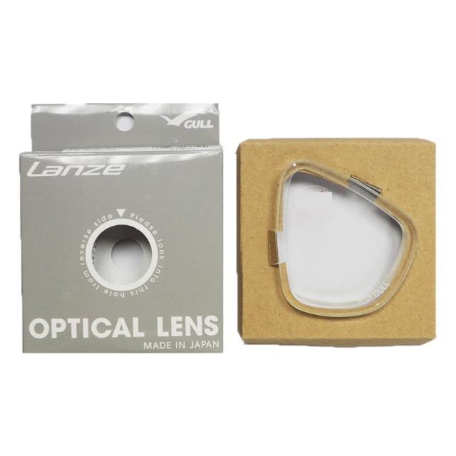 近視用レンズ GULL(ガル)ランツェ・ネイダ・オプチカルGM-1621右左1セット分