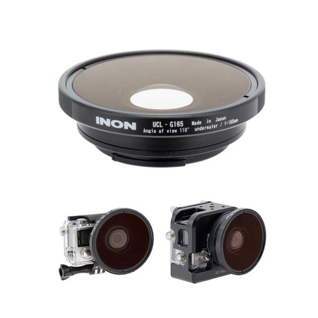INON(イノン)GOPRO用 水中ワイドクローズアップレンズ UCL-G165 SD