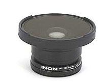 INON(イノン)UWL-100 TYPE.1/TYPE.2 ワイドコンバージョンレンズ